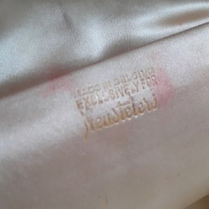 Vintage Bags - Vintage Neusteters Orange Beaded Clutch/Purse